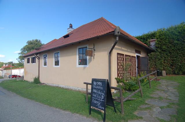 Český Krumlov 城堡區 Marketa 餐廳