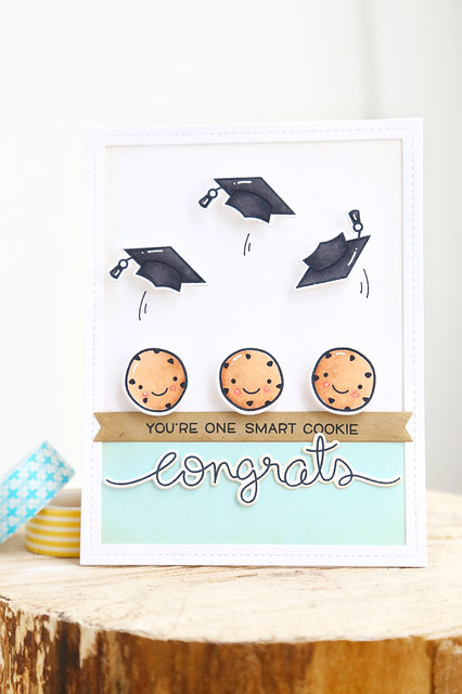 3 smart cookies {lawn fawn inspiration week}