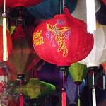 Lanterns Close - Hoi An - VIETNAM