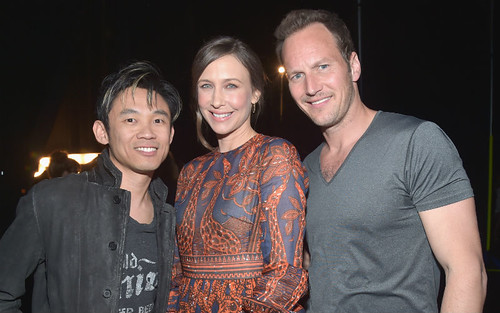 The Conjuring 2 - Backstage - James Wan, Vera Farmiga, Patrick Wilson