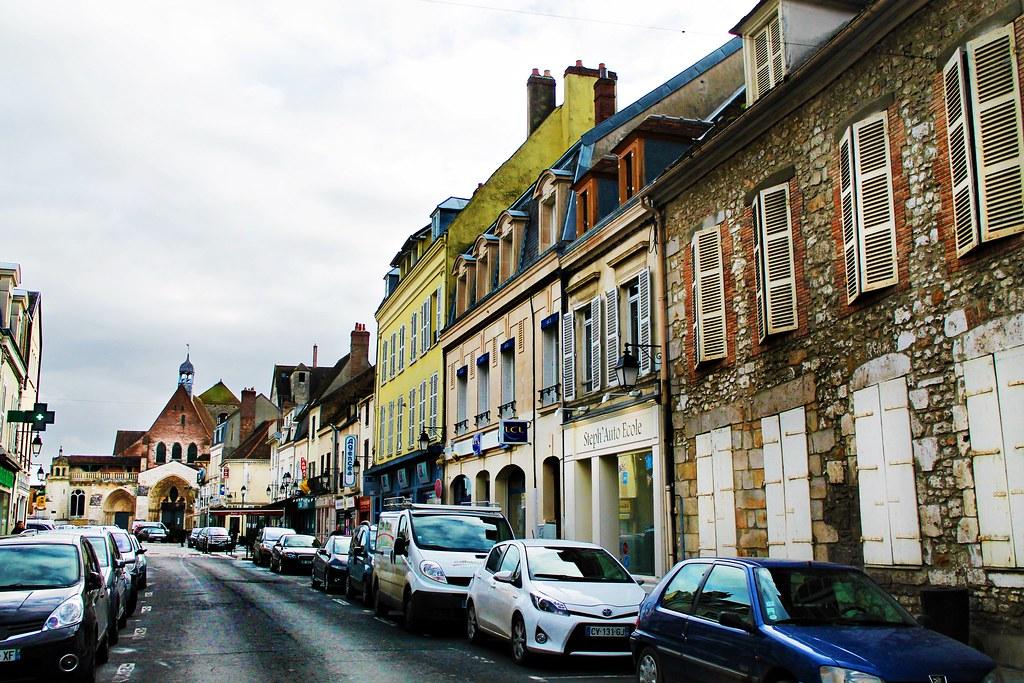 Drawing Dreaming - um dia em Provins - Ville Basse