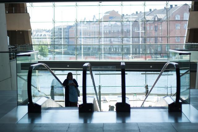 History's background hum - Copenhagen Library