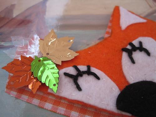 zorra de otoño