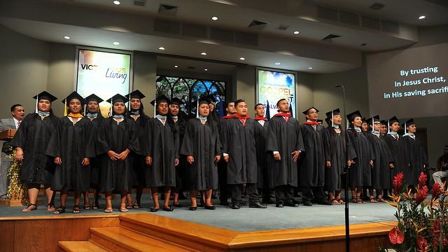 2016 HBBC Graduation