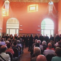 El cor #laliraampostina a #caldesdemontbui #laliraampostina100