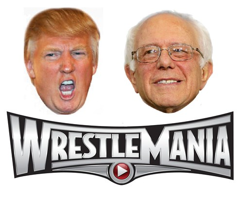 Bernie vs Trump: Epic Kvetch-Fest Called Off