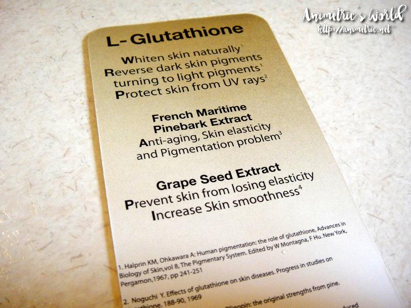 Sappe Beauti Drink L-Glutathione