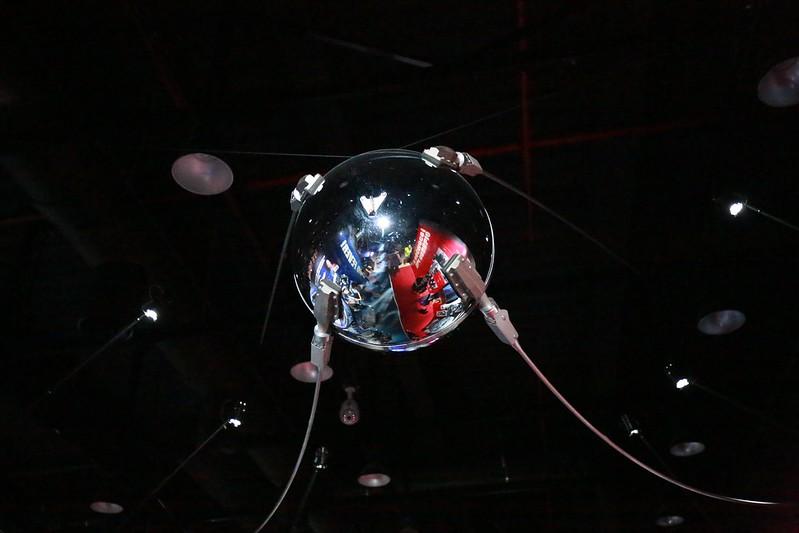 世界第一顆人造衛星