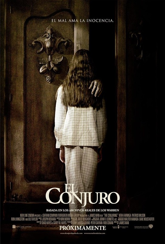The Conjuring - Poster 4