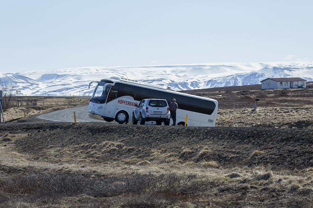 Off roading       Iceland