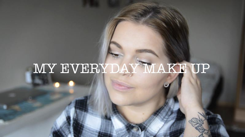my everyday makeup thumbnail