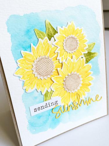 Jennifer Kinney_SAF2016_Masterpiece Insp_Sunflowers_2