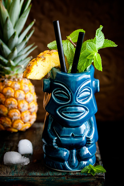 Tiki Cocktail Falernum