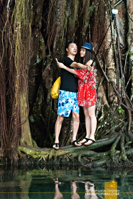 Siquijor Balete Tree Tourists