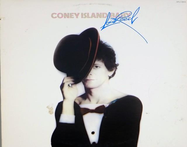 "LOU REED CONEY ISLAND BABY RCA USA 12"" LP VINYL"