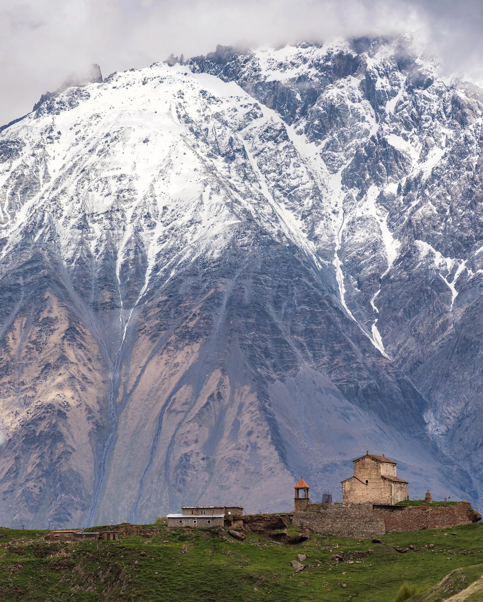 Caucasus Monastery
