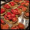 #Eggplant #Pesto #Homemade #CucinaDelloZio - add sliced tomato