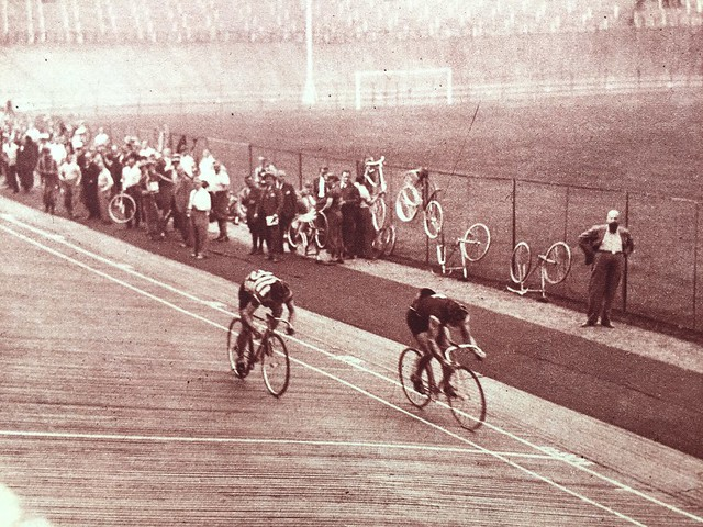 World Championships 1935 at Heysel Stadium Brussels Belgium