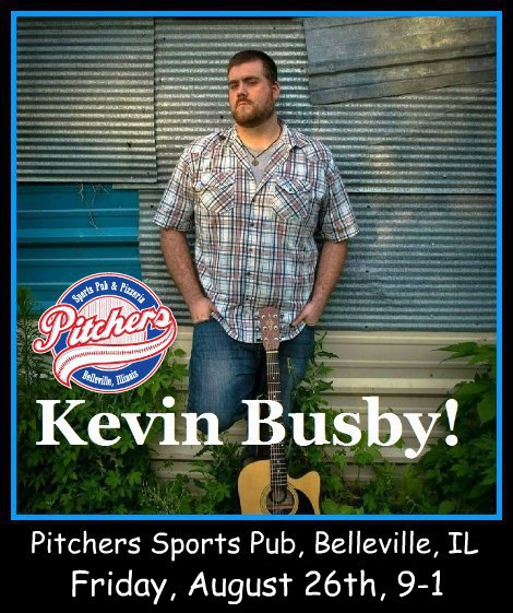 Kevin Busby 8-26-16