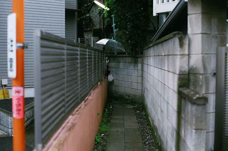 Nikon FM2 原宿・谷中・高田馬場