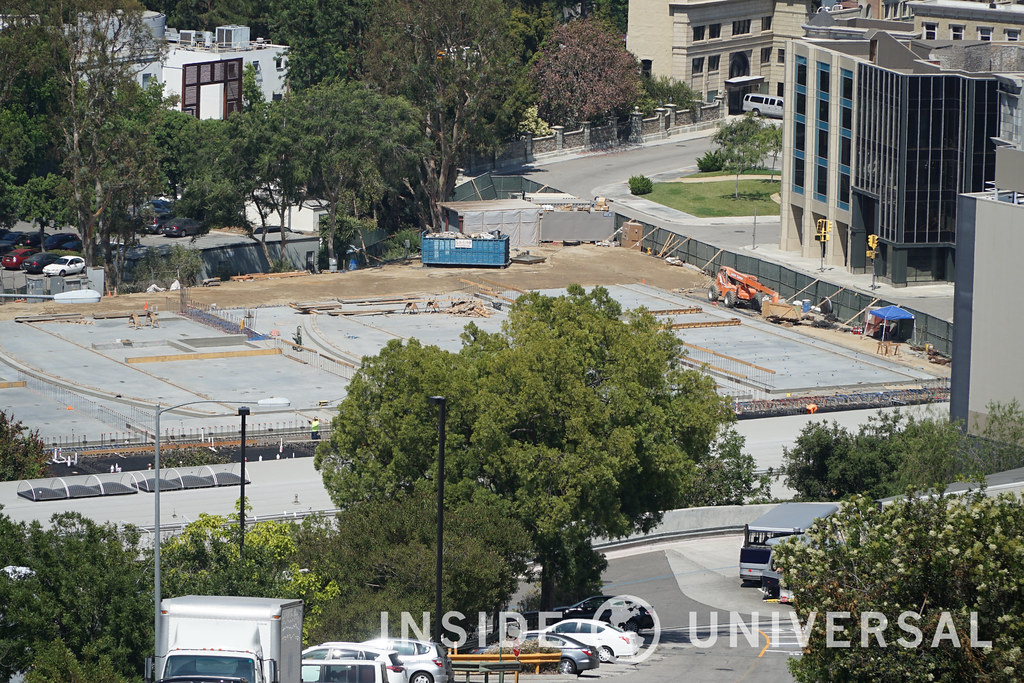 Photo Update: June 13, 2016 at Universal Studios Hollywood - Backlot