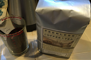 Everyday Coffee in the City - Peerless Coffee Guatemala Antigua Dark
