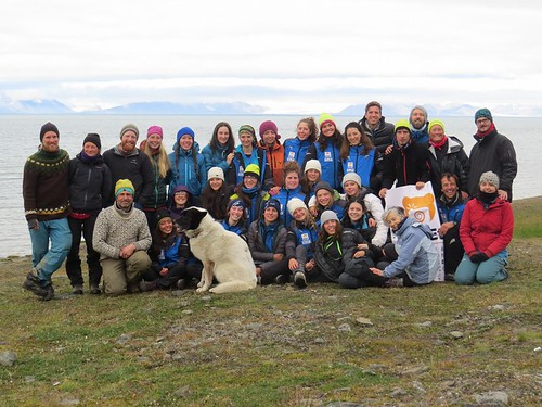 Progetto reset: una classe alle Svalbard
