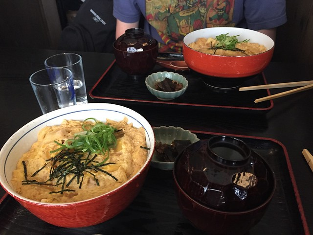 Donburi - Japan food guide