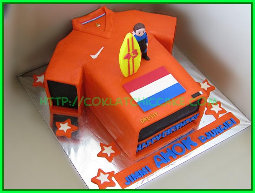 Cake Belanda