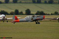 F-AZJV 1375 - OGMA-65 - Private - OGMA DHC-1 Chipmunk T.20 - Duxford - 080713 - Steven Gray - IMG_7902