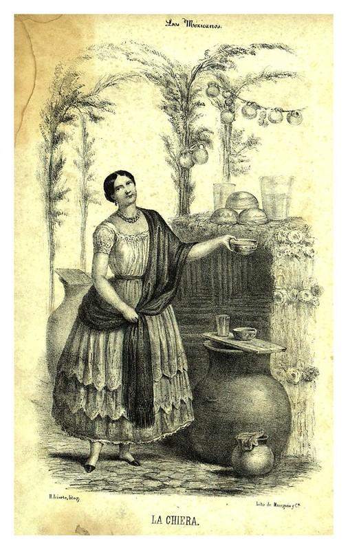 002- La Chiara-Los mexicanos pintados por si mismos- Colección digital UANL