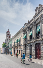 Puebla city, Mexico