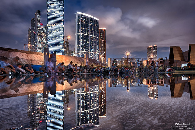 西九龍海濱長廊 West Kowloon Waterfront Promenade