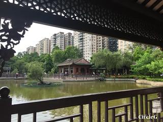 CIRCLEG 香港 遊記 美孚 嶺南之風 荔枝角公園  (42)