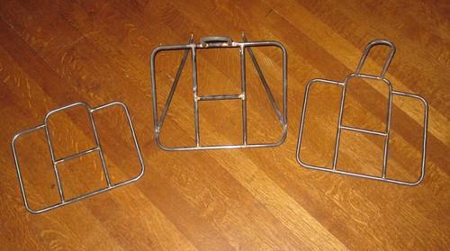 trois porte-bagage