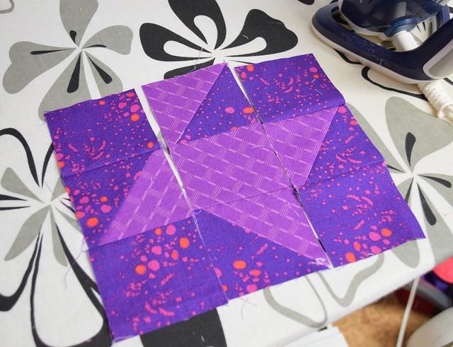 purple star oops