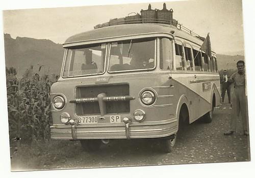 primer autocar Sr. Camps segona carrosseria