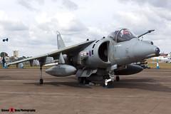 ZD437 EB-J - P49 - Royal Air Force - British Aerospace Harrier GR9 - Fairford RIAT 2010 - Steven Gray - IMG_8262