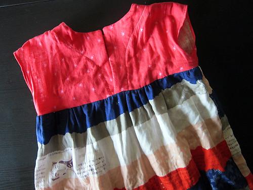 Bespoke gauze nightgown