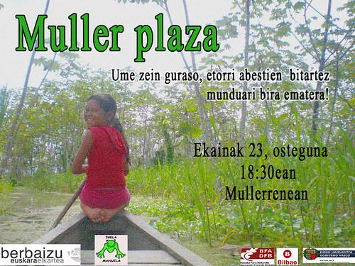 Muller Plaza 2016: Igela Manuela