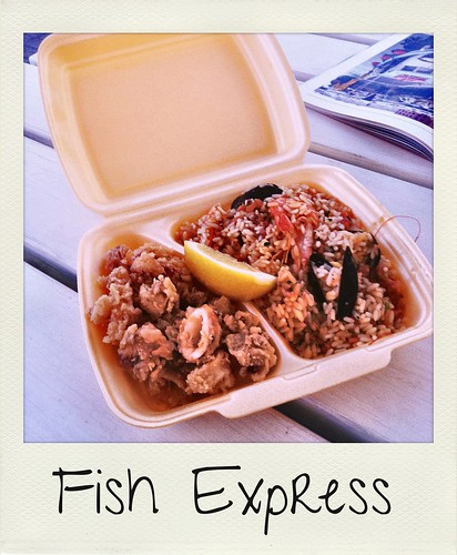 Fish Express - Geosseto
