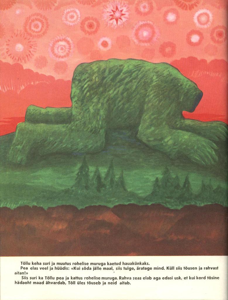 Tõll the Great - Page 25 - Written by Rein Raamat, Illustrated by Jüri Arrak, 1982