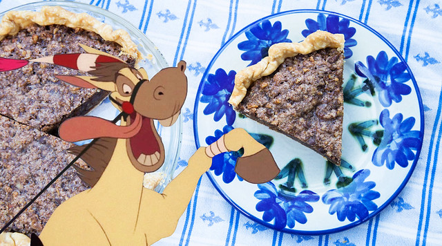 Grand Chawhee's Birthday Pie