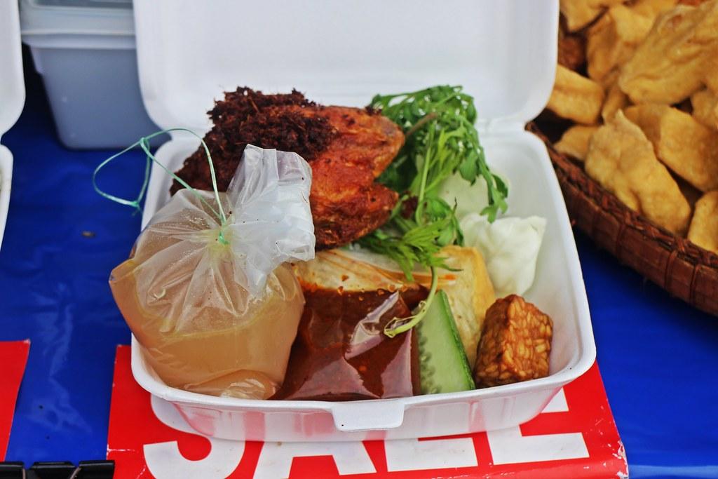 Ramadhan Bazaar: Nasi Kukus/ Nasi Ayam /Nasi Ampang / Nasi Briyani