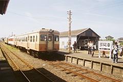KIHA205 at Nakaminato Station(1605-1-000034)