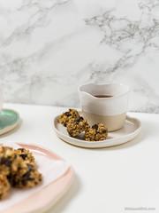 3-Ingredient Oatmeal Chocolate Chip Emergency Cookies