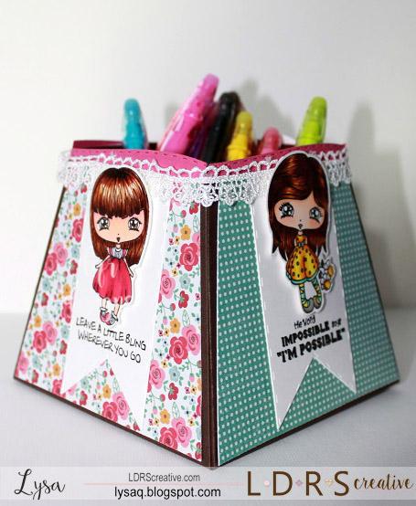 Blossom Girls box 2