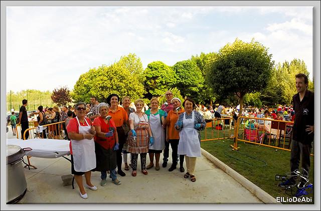 Briviesca en Fiestas 2016 Jira campestre, entierro de San Roquín, subida de las blusas y traca Fin de Fiestas 1