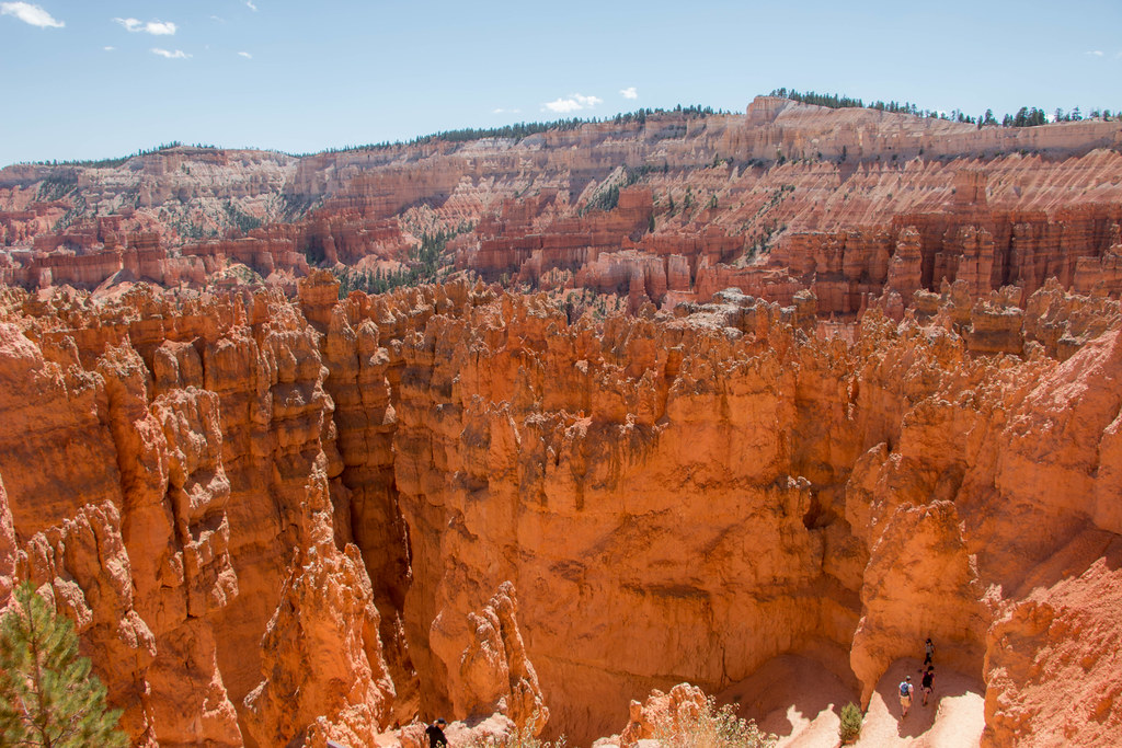 09.08. Bryce National Park: Navajo Loop