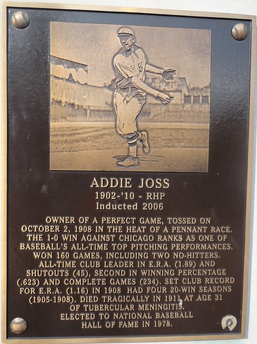 Addie Joss | by jLablitz